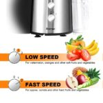 2 Speed Electric Wide Mouth Centrifugal Juice-5