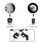 20-120x Astronomical Telescope for Kids 4