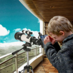 20-120x Astronomical Telescope for Kids 6
