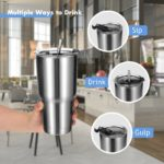 30oz Stainless Steel Tumbler Cup Double-3