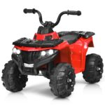 6V Battery Powered Kids Electric Ride on ATV-1