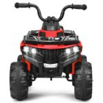 6V Battery Powered Kids Electric Ride on ATV-2