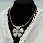 ALOHA THE HIBISCUS FLOWER NECKLACE 1