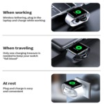 APPLE IWATCH USB CHARGER 8