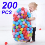 HYQ2 colored plastic balls for babies 1