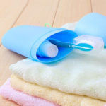 Portable Travel Toothpaste Toothbrush Holder Cap Case-1
