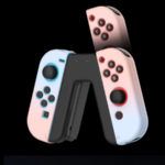 RED AND BLUE SWITCH GAME CONTROLLER 6