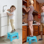 Step Stool with Handle 300 LB Capacity 3