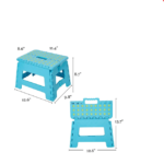 Step Stool with Handle 300 LB Capacity 6