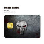 Sticker for Large Small Chip Debit Credit Card 5
