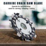 Wood Carving and Cutting Disc 1